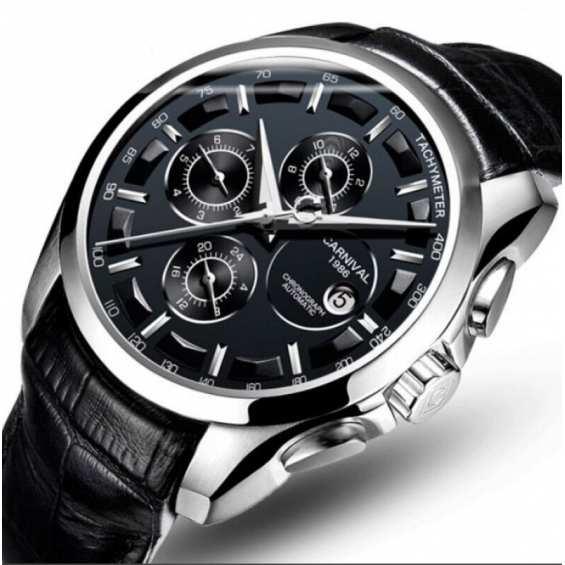 Наручные часы  Carnival Genius