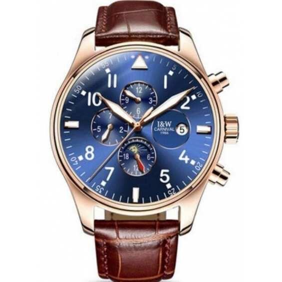 Часы Carnival Grand Brown