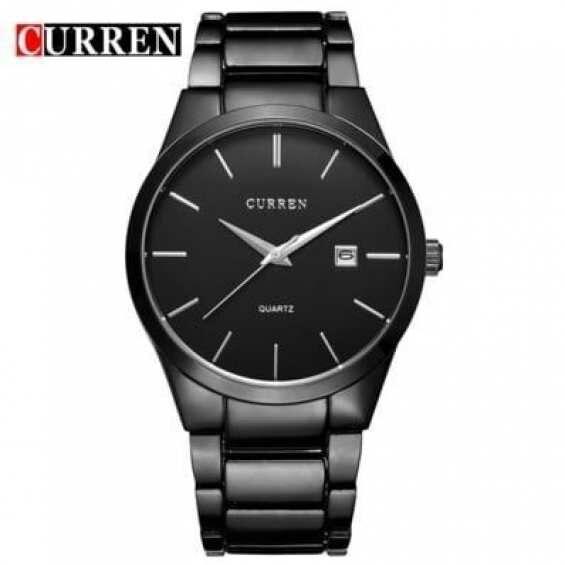 Наручные часы  Curren Black Ich