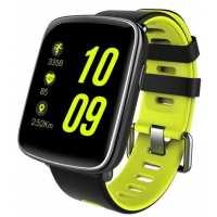 Смарт часы Nomi W20 Black-Yellow
