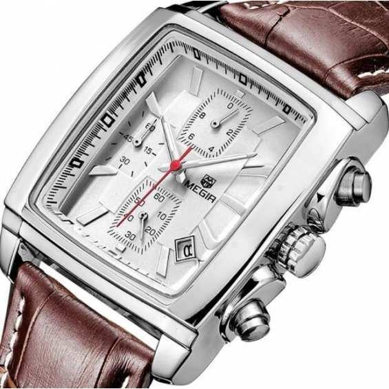 Наручные часы  Megir 2028 Verona White