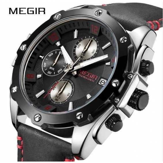 Наручные часы  Megir 2074 Sport