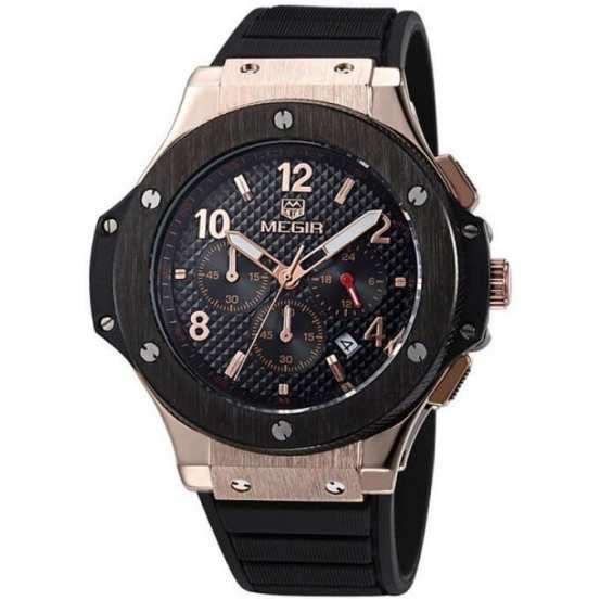 Наручные часы  Megir 3002 Vip Style
