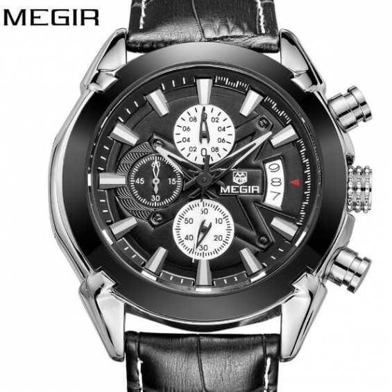 Часы  Megir Montre Dark