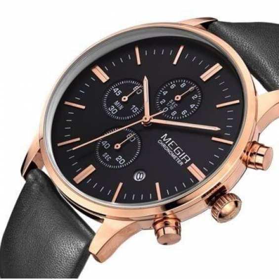 Наручные часы  Megir Elite