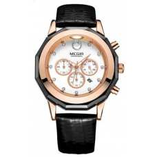 Часы Megir 2042 Guaro Black