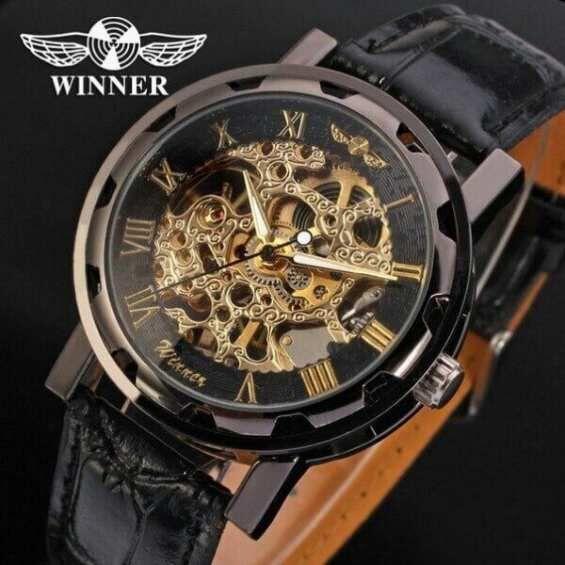 Наручные часы  Winner Chokolate