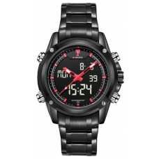 Часы Naviforce 9050 Aero Silver