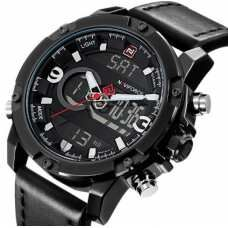 Часы Naviforce Kosmos Black