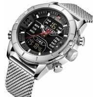 Часы Naviforce 9153 Tesla Silver
