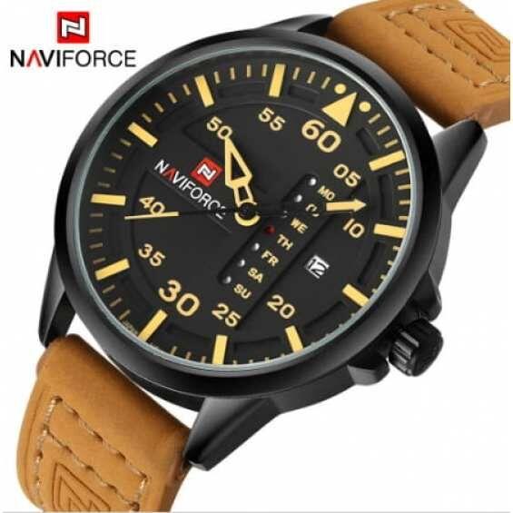 Наручные часы  Naviforce Lion