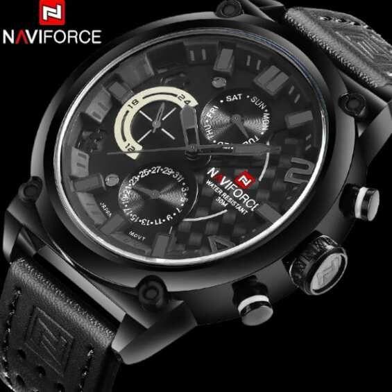 Наручные часы  Naviforce Hard
