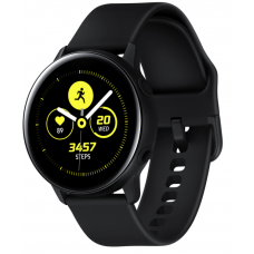 Смарт часы Samsung Galaxy Watch Active (Black) SM-R500NZKA