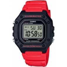 Часы Casio W-218H-4BVEF