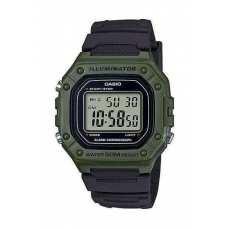 Часы Casio W-218H-3AVEF