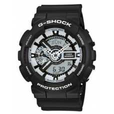 Часы Casio G-SHOCK GA-110BW-1AER