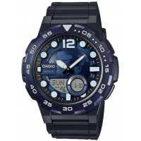 Часы Casio AEQ-100W-2AVEF