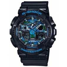 Часы Casio GA-100CB-1AER
