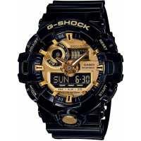 Часы Casio G-SHOCK GA-710GB-1AER