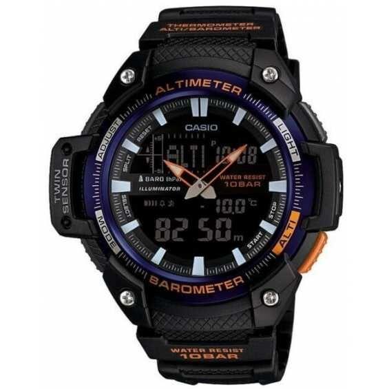 Наручные часы  Casio SGW-450H-2BER