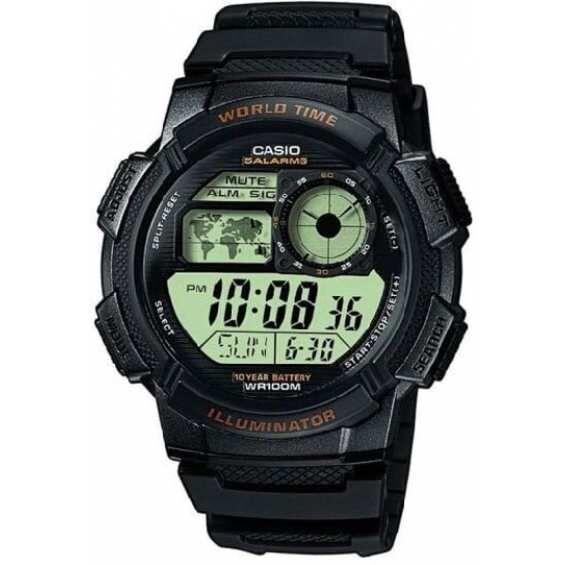Наручные часы  Casio AE-1000W-1AVEF