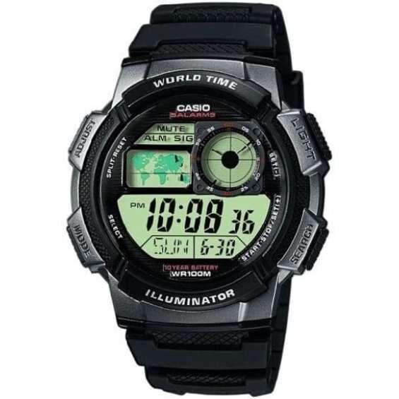 Наручные часы  Casio AE-1000W-1BVEF