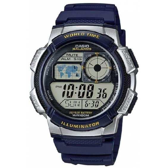 Наручные часы  Casio AE-1000W-2AVEF