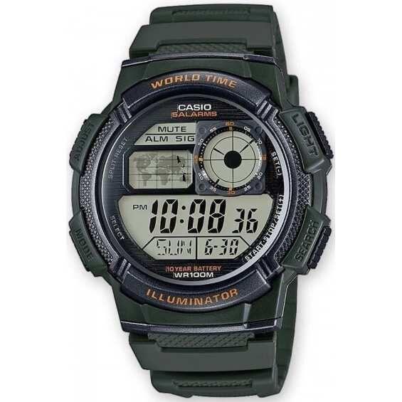 Наручные часы  Casio AE-1000W-3AVEF