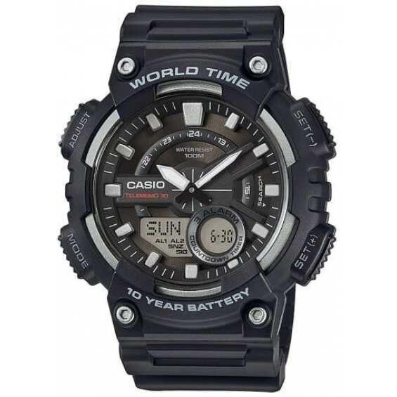 Часы Casio AEQ-110W-1AVEF