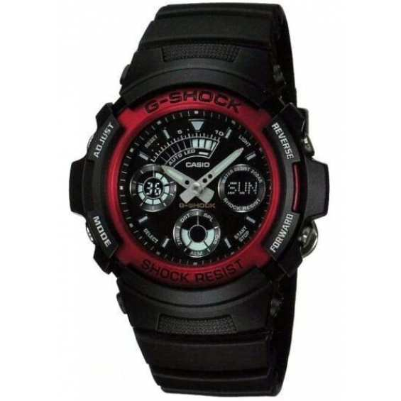 Наручные часы  Casio AW-591-4AER