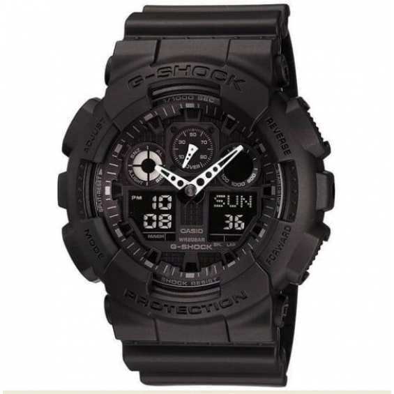 Наручные часы  Casio GA-100-1A1ER
