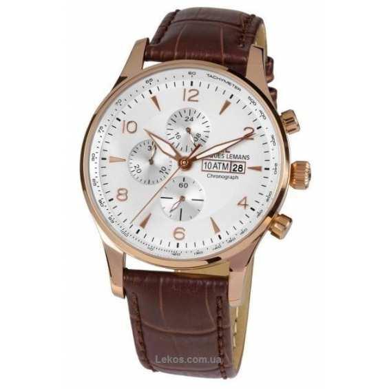 Часы Jacques Lemans 1-1844F