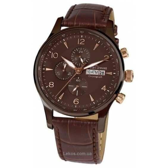 Наручные часы  Jacques Lemans 1-1844G