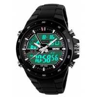 Часы Skmei 1016 Siktrum Black