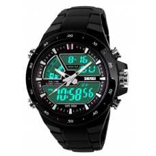 Часы Skmei 1016 Shark Black