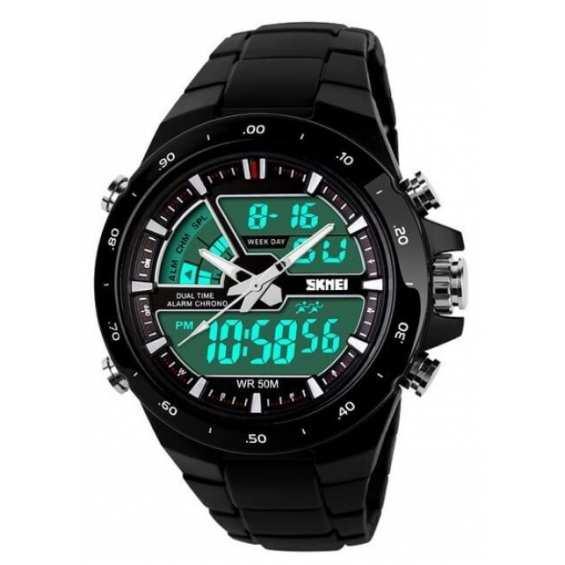 Часы Skmei 1016 Shark Black