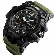 Часы Skmei 1155 Hamlet Green