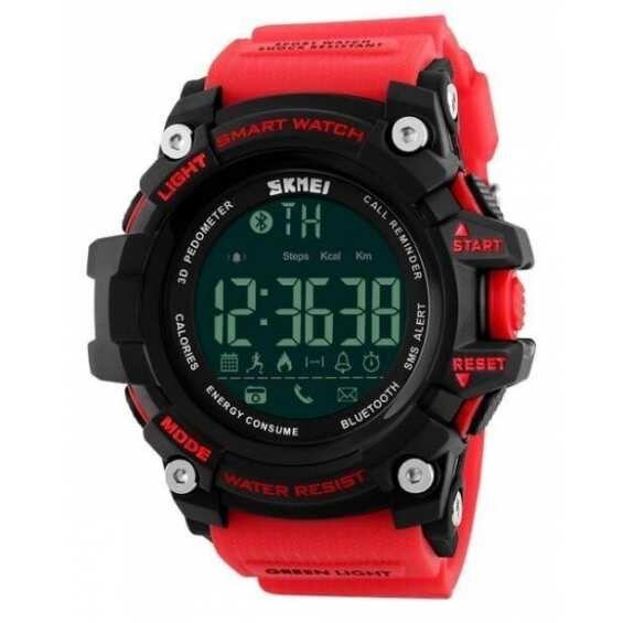 Наручные часы  Skmei 1227 Smart Red
