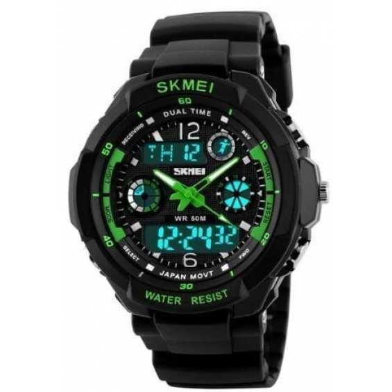 Наручные часы  Skmei Green
