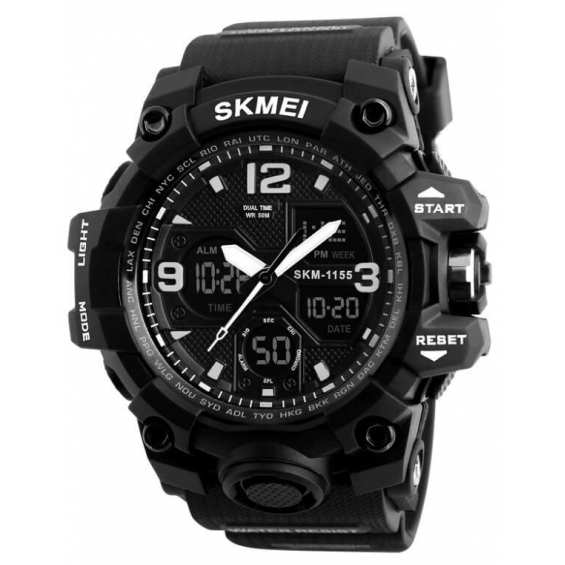 Часы Skmei 1155B Hard New