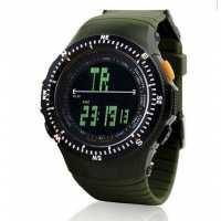 Часы Skmei 0989 Militari Green