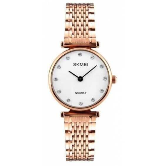 Наручные часы  Skmei 1223 Gold