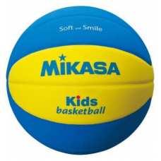 Мяч баскетбольный для детей Mikasa SB5-YBL