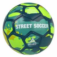 Мяч SELECT Street Soccer New (Green)