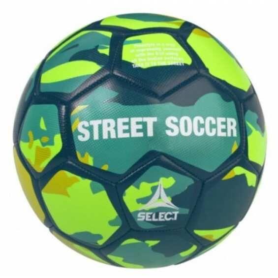 Мяч SELECT Street Soccer New (Green)