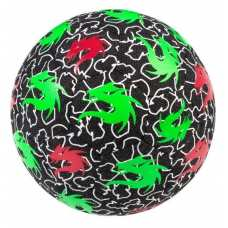 Мяч Select Monta Street Match Black-Green-Red (5703543183036)