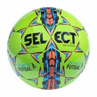 Мяч Select Futsal Master Green