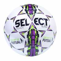 Мяч Select Futsal Super White (FIFA Quality PRO)