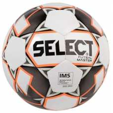 Мяч Select Futsal Master Red IMS