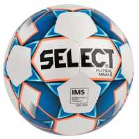 Мяч SELECT Futsal Mimas Blue IMS